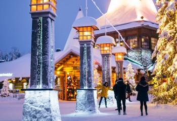Laponia y Papa Noel